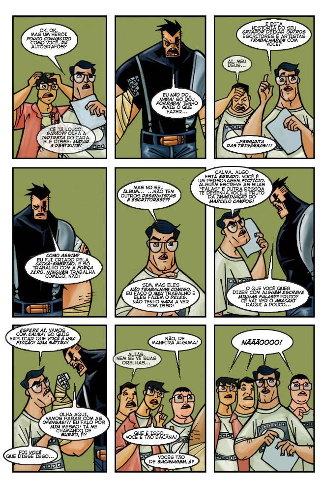 Universo HQ entrevista Quebra-Queixo