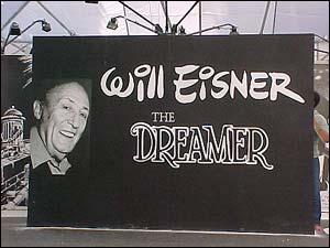 Will Eisner - The Dreamer