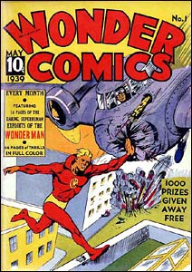 Wonder Comics # 1