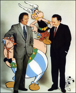 René Goscinny e Albert Uderzo