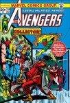 Capa de Avengers #119