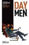 Day Men # 1 - Capa da segunda edição