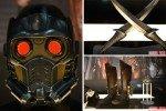 Equipamentos usados pelos personagens de Guardiões da Galáxia