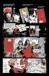 Página de Daredevil - Dark Knights # 3, de Lee Weeks