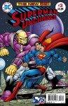 Capa de Superman Unchained # 3 - versão Bronze Age Superman, de Jim Starlin e Rob Hunter