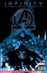 Capa de New Avengers # 9