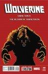 Capa de Wolverine # 8, variante de Matthew Waite