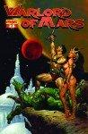 Arte de Joe Jusko para Warlorsds Of Mars