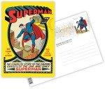 Cartões postais do Superman
