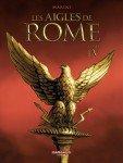 Página de título de Les Aigles de Rome IV