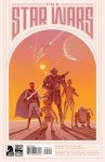 The Star Wars # 2, capa de Ralph McQuarrie