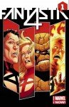 Fantastic Four # 2, capa de Leonard Kirk