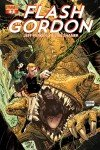 Flash Gordon # 1 - Capa de Gabriel Hardman