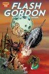 Flash Gordon # 1 - Capa de Ken Haesar