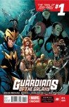 Guardians of the Galaxy # 11.Now