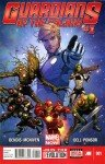 Guardians of the Galaxy # 1, All-New Marvel Now!