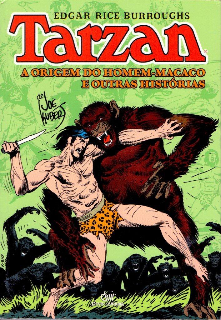 Tarzan - A Origem do Homem Macaco