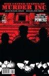 Capa de The United States of Murder Inc. # 1