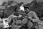 O capitão Kirk e o Sr. Spock eram leitores da revista MAD