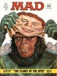 Mad # 157 - Sátira da série Planeta dos Macacos