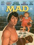Mad # 194 - Alfred e Sylvester Stallone