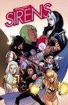 Capa de Sirens # 1