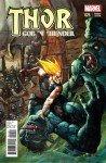 Thor # 25, arte de Simon Bisley