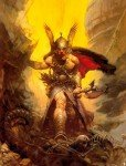 Dark Kingdom, de Frank Frazetta