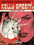 Capa de Kelly Green vol. 2