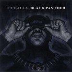 Black Panther # 1, capa alternativa da série Hip-Hop