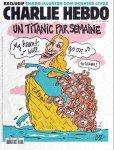 Capa de uma edição recente de Charlie Hebdo