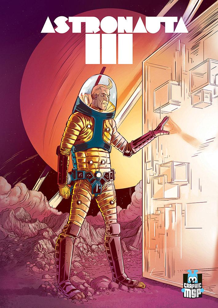 Astronauta – Assimetria