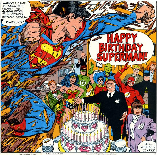 Resultado de imagem para superman aniversario