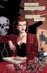 Página de The Shadow - Death of Margo Lane