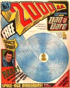 2000 AD #1