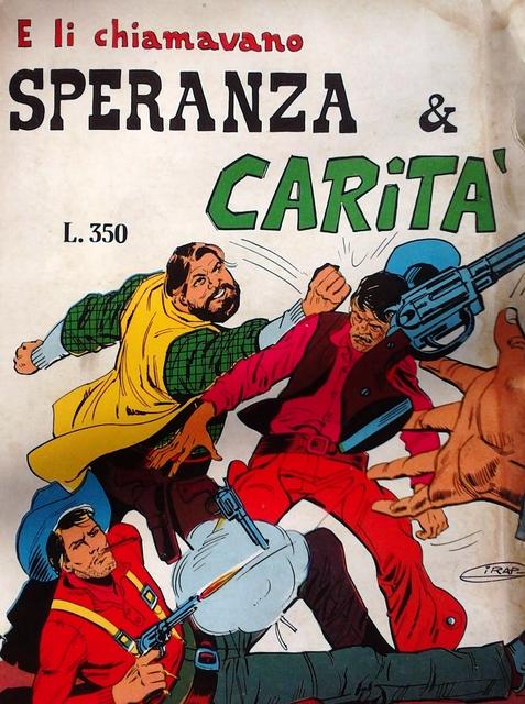 Bud Spencer em quadrinhos
