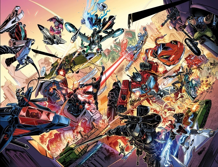 Crossover IDW