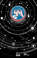 Carta 44 – Volume 1 – Velocidade de escape