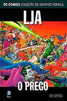 DC Comics Coleção de Graphic Novels - LJA - O prego