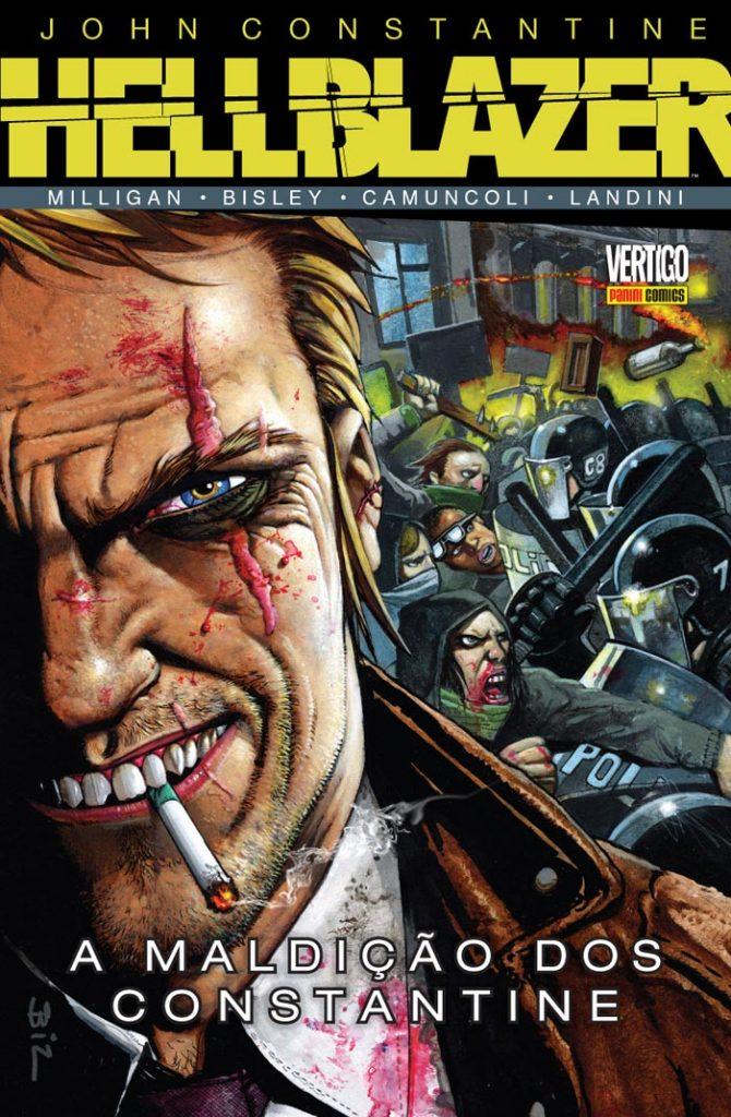 John Constantine: Hellblazer - A Maldição dos Constantine