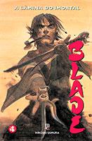 Blade - A lâmina do imortal # 4