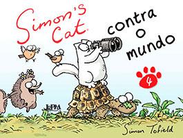 Simon's Cat # 4 - Contra o mundo