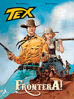 Tex Graphic Novel # 2 - Fronteira!