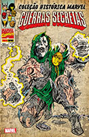Coleção Histórica Marvel - Guerras Secretas # 4