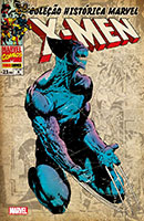 Coleção Histórica Marvel - Os X-Men # 7