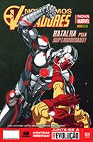 Novíssimos Vingadores # 8