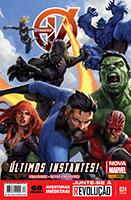 Os Vingadores # 34