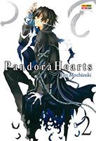 Pandora Hearts # 2