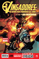Vingadores – Os Heróis Mais Poderosos da Terra # 15