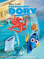 Procurando Dory – A História do Filme em Quadrinhos